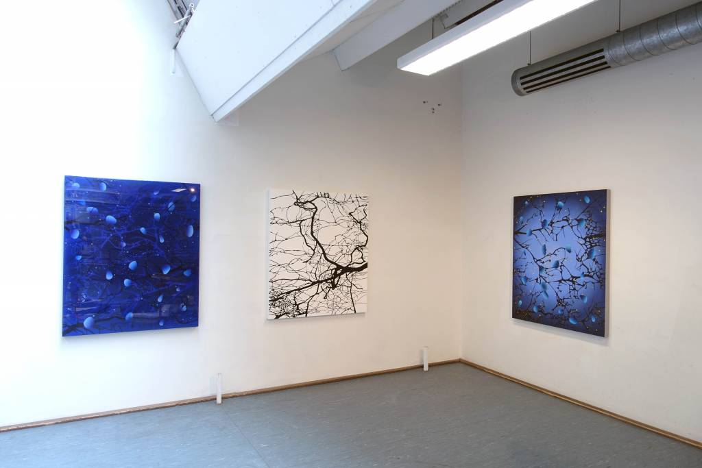 Appel galeries in Tilburg: installation view