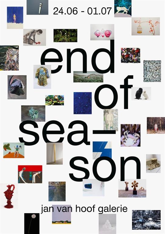 End of season - Jan van Hoof Galerie